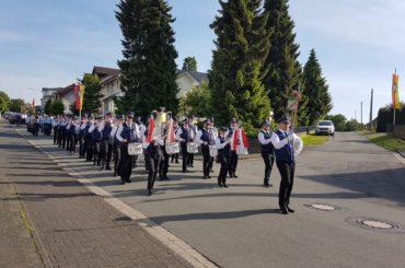 Schützenfest Kirchborchen 2019