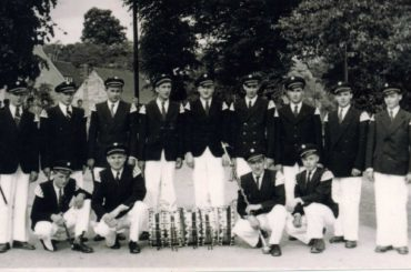 70 Jahre Trommlercorps - Eine Reise durch die Zeit